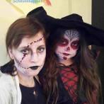 Halloween workshops in Amsterdam.