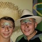 Tropical party bij T.V. Zaansport