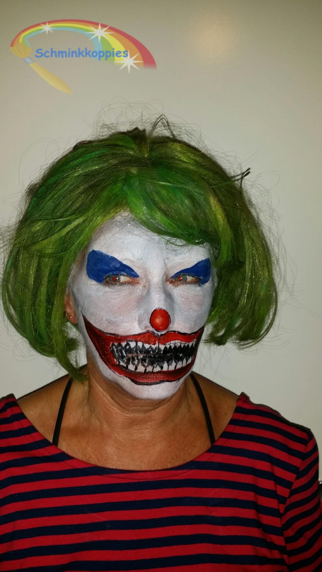 Halloween Workshop Schminkkoppies