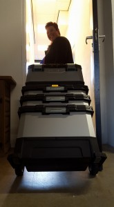 Koffer Marielle