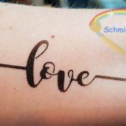 Tattoo Fantasie. DE Neptattoo voor tieners en volwassenen.